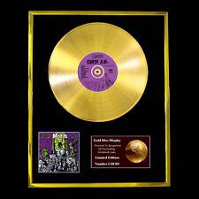 MISFITS EARTH A.D.  CD  GOLD DISC FREE P+P!!