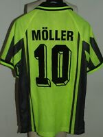 Soccer Jersey Trikot Maillot Borussia Dortmund Moller 10 90'S Size M