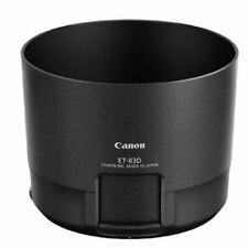 Canon ET-83D Lens Cap, Black, Protective Caps for Lenses