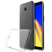 Custodia Cover Morbida Trasparente Anukku Air Gel Per Samsung Galaxy J4 Plus
