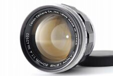 [B- Good] Canon 50mm f/1.4 Rangefinder Lens for Leica L39 Screw From JAPAN Y3729