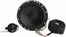MTX Signature Series SS7 6.5 inch 150W RMS 2-Way Component Speaker Pair WARRANTY
