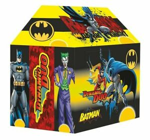 Batman Kids Washable & Portable Tent House For Indoor & Outdoor Space(3+To10Yrs)