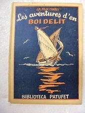 Biblioteca Patufet,Les Aventures d´en Boi Dalit 1ª part,Junceda,1927