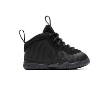 Nike Air Foamposite One Little Posite Anthracite 2020 Black Infant Toddler TD