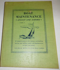 Boat Maintenance Magazine Part I A Guide Of Upkeeping 080914R
