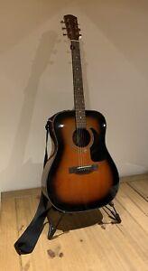 Fender CD-60/SB Acoustic Guitar - Sunburst
