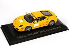 1:43 Ferrari F430 Challenge gelb yellow Fiorano Test 2005 - Ixo FER042