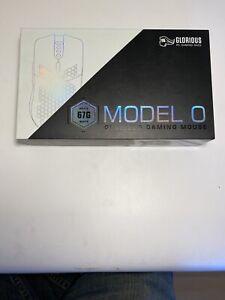 Glorious Model O Gaming Mouse 67/68 Gram Models (Matte White)