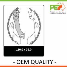 New * PROTEX * Brake Shoes - Rear For HYUNDAI SCOUPE . 2D Cpe FWD..