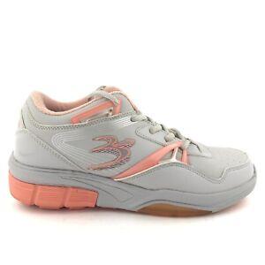 Gdefy Gravity Defyer Womens Light Gray Sneakers Shoes Size 8