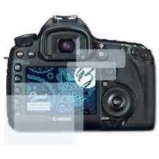 Bruni 2x Schermfolie voor Canon EOS 5D Screen Protector Displaybeveiliging