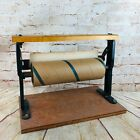 Vintage Country Grocery Store Butcher Paper Roll Cutter Dispenser
