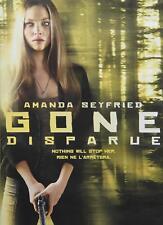 NEW DVD - GONE - Amanda Seyfried, Daniel Sunjata, Jennifer Carpenter, THRILLER