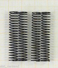 4 x Druckfeder, Länge 35mm, Außen Ø7mm, Drahtstärke 0,6mm