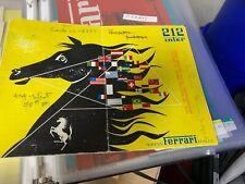 Ferrari Sales Brochure 212 Inter. M-77