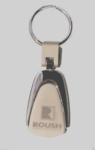 ROUSH PERFORMANCE TEARDROP KEY CHAIN SOLD EXCLUSIVELY HERE