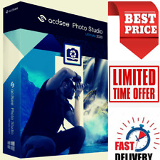 ACDSee Photo Studio Ultimate 2020✅Lifetime Activation✅Fast Delivery