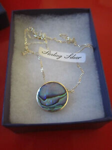Sterling Silver necklace new