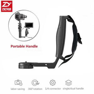 Zhiyun TransMount Mini Dual Grip V2 for Zhiyun Weebill S Crane 2S Crane M2 Plus