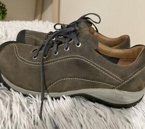 KEEN Presidio II  Womens Shoes Hiking Climbing Lace Up Size UK 6 25.5cm AU 8