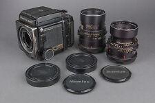 Mamiya RB67 Medium Format Camera with 250mm Lens and 180mm Lens Kit #10466