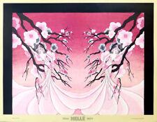 Anthony Nelle Russian Joie de Paris 1981 Art Deco Poster