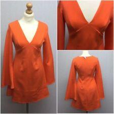 V-Neck Retro Dresses for Women