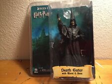 DEATH EATER HARRY POTTER NECA REEL TOYS SERIES 1 Figure New