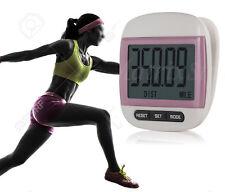 Pedometer Distance Step Calorie Counter Run Activity Tracker Jog Walking