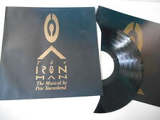 LP OST Pete Townshend - The Iron Man (12 Song) VIRGIN / + Booklet