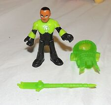 New Fisher Price Imaginext DC Superfriends Blind Bag Green Lantern John Stewart