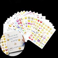 Emoji Sticker 48 Die Cut Emoji Stickers For iPhone Instagram Twitter Dec