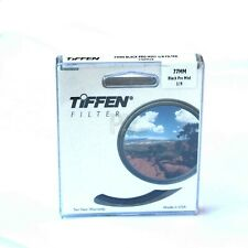77mm Tiffen Black Pro Mist 1/8