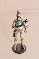 "Disney STAR WARS Kai Boba Fett 4"" PVC Figure Figurine Doll Toy Cake Topper"