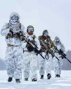 Camouflage Multicam Alpine White Militaria Hunting Airsoft Multicam Uniform