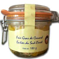 Southwest duck foie gras