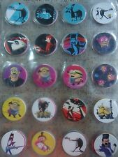 COMPLETE COLLECTION 80 POGS TAZOS MI VILLANO FAVORITO 3