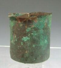 Pre Columbian Peru Moche Mochica Bronze Beaker Shape Vessel ca. 450 AD