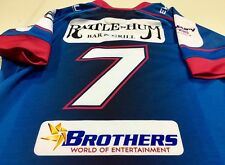 Northern Pride Qld Cup Player Worn Issue Match Jersey Nrl  State Of Origin Nsw