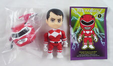 RED RANGER Mighty Morphin Power Rangers Action Vinyls Wave 1 Loyal Subjects 3""