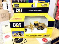 Norscot HO 1/87 Caterpillar Cat 160H Motor Grader Diecast Model 55127