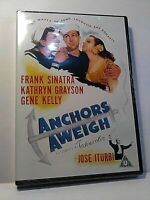 ANCHORS AWEIGH GENE KELLY FRANK SINATRA KATHRYYN GRAYSON BRAND NEW WARNER DVD