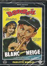 """DVD """"Blanc comme neige"""" - Bourvil - NEUF SOUS BLISTER"""