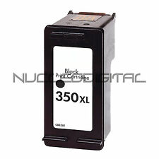 HP350 HP 350 XL NEGRO COMPATIBLE PHOTOSMART C4200 C4205 C4210 C4240 C4250 C4270