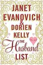 THE HUSBAND LIST - Janet Evanovich - Brand New - 2013