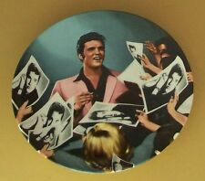 Elvis Presley STAGE DOOR AUTOGRAPHS Plate Looking at a Legend Rock and Roll #9
