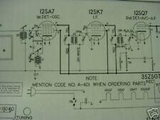 "1919 to 1953 Firestone Radio SERVICE MANUAL CD ""HUGE"" w/  Radio Repair BONAS ! !"
