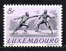 Luxembourg - 1952 Olympic games Helsinki Mi. 500 (key) MH