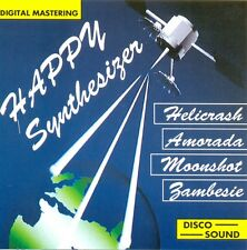 HAPPY SYNTHESIZER vol. 1 CD 18TR VERY RARE!